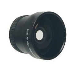 0.219x Fisheye (Fish-Eye) Lens For Panasonic Lumix FZ47 (Includes Lens Adapter)