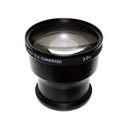 52mm Titanium Series 3X Super Telephoto Lens  ** Made In Japan**