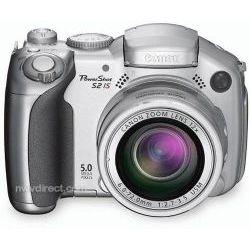 Canon PowerShot S2 IS, 5.0 Megapixel 12x Optical/4x Digital Zoom, Digital Camera