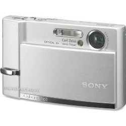 Sony Cybershot DSC-T30, 7.0 Megapixel, 3x Optical/2x Digital Zoom, Digital Camera
