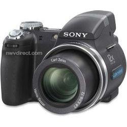 Sony Cybershot DSC-H5, 7.2 Megapixel, 12x Optical/2x Digital Zoom, Digital Camera