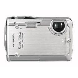 Olympus Stylus 720 SW, 7.1 Megapixel, 3x Optical/5x Digital Zoom, Shock Resistant & Waterproof, Digital Camera