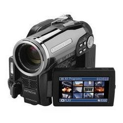 Hitachi DZ-GX3300A 3.3MP DVD Camcorder with 10x Optical Zoom