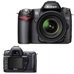 Nikon D80, 10.2 Megapixel, SLR Digital Camera with Nikon 18-135mm f/3.5-5.6G ED-IF AF-S DX Zoom-Nikkor Lens