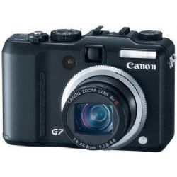 Canon PowerShot G7, 10.0 Megapixel, 6x Optical/4x Digital Zoom, Digital Camera