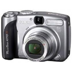 Canon PowerShot A710 IS, 7.1 Megapixel, 6x Optical/4x Digital Zoom, Digital Camera