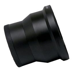 2.20x High Definition, Super Telephoto Lens for Canon Powershot S3 IS (Includes Lens Adapter)