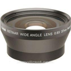 Kodak Retinar 37mm 0.6x Wide-Angle Lens for EasyShare Digital Cameras