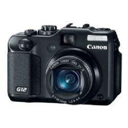 Canon PowerShot G12 10 MP Digital Camera