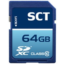 64GB SD XC Class 10 IF3C Secure Digital Ultimate Extreme