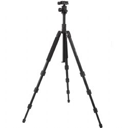 65-inch Video Camera Tripod with Ball Head (Quick Release Plate)