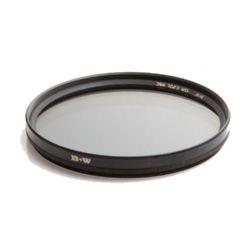 B + W 58mm Kaesemann CIRCULAR Polarizer Filter in Wide Angle Slim Mount, MRC Coated glass.
