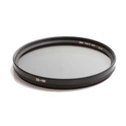B + W 62mm Kaesemann CIRCULAR Polarizer Filter in Wide Angle Slim Mount, MRC Coated glass.