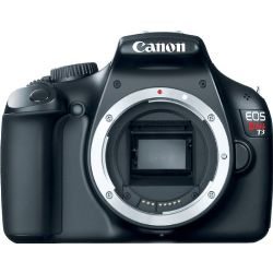Canon EOS Rebel T3 Digital SLR Camera   