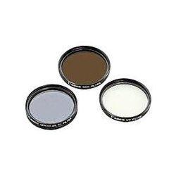 Canon FS 55U - Filter kit - neutral density / UV / polarizer - 55 mm