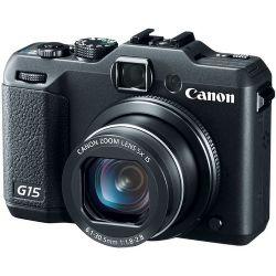 Canon PowerShot G15 Digital Camera |