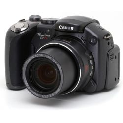 Canon PowerShot S3 IS Digital Camera |