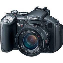 Canon PowerShot S5 IS Digital Camera |
