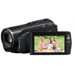 """Canon VIXIA HF M301 Flash Memory Camcorder   15x HD Video Lens   3.89 Megapixel Full HD CMOS Image Sensor   2.7"""" Touch Panel LCD   5.1-Channel Surround Sound   4361B002"""
