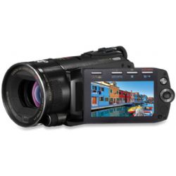 "Canon VIXIA HF S11 Dual Flash Memory Camcorder | 1920 x 1080 Full HD | 64GB Internal Flash Memory | SDHC Memory Card Slot | 1/2.6"" 8.59MP HD CMOS 