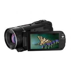 """Canon VIXIA HF S21 Dual Flash Memory Camcorder 