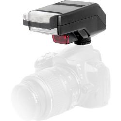 E-TTL II Compact Dedicated Flash-For Canon Powershot Camera (Swivel & Bounce Head)