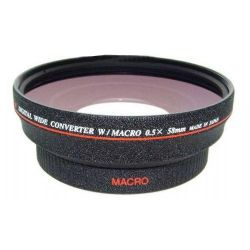 Extreme High Definition 58mm 0.5x Wide Lens