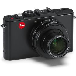 Leica D-LUX 6 Digital Camera (Black)  