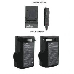 Merkury Innovations AC/DC Rapid Battery Charger for Panasonic DMW-BMB9