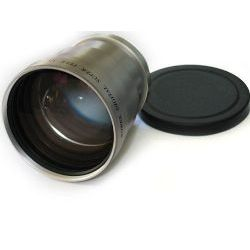 Merkury Optics 3.0x Super Telephoto Lens For Mounting Unto 37/46/49/52/55/58mm Lenses