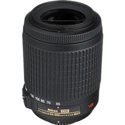 Nikon AF-S NIKKOR 55-300mm f/4.5-5.6G ED VR Zoom Lens (USA)
