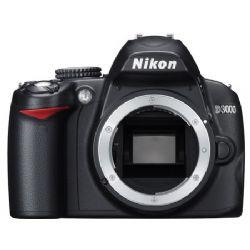 Nikon D3000 10.2MP Digital SLR Camera ||