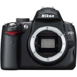 Nikon D5000 10.2MP Digital SLR Camera ||