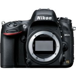 Nikon D600 24.3MP Digital SLR Camera ||