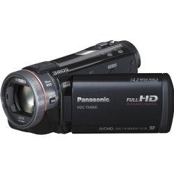 Panasonic HDC-TM900(K) High Definition Camcorder | 1920 x 1080/24p Cinema Mode | 3D Recording with Optional VW-CLT1 Lens | 32GB Built-In Memory | SD/SDHC/SDXC Memory Card Slot | 35mm Wide-Angle Lens | 14.2MP Digital Still Capture | HDC-TM900K