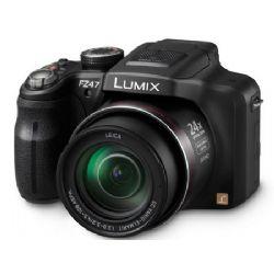 Panasonic LUMIX DMC-FZ47 Digital Camera | (Black)