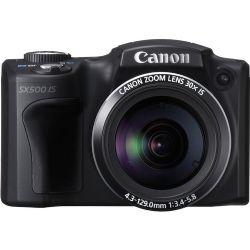 PowerShot SX500 IS Digital Camera  