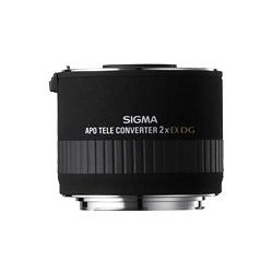 Sigma EX Converter - Canon EF