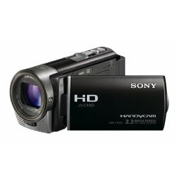 """Sony HDR-CX160 HD Flash Memory Camcorder 