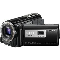 "Sony HDR-PJ30V High Definition Handycam Camcorder | 1920 x 1080 Full HD 60p recording |  built-in projector | 32GB Flash memory |  wide angle G lens | 42x extended zoom | 3.0"" touch screen 