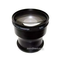 Vivitar 3.5X High Definition Telephoto Lens For Panasonic Lumix DMC-FZ28 (Includes Lens Adapter)